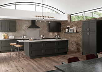 mya Kitchens Kensington Stafford Graphite link image