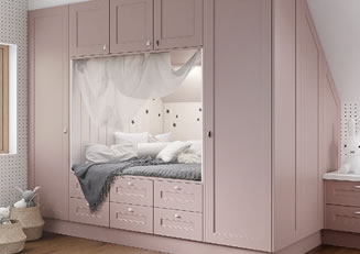 mya bedrooms Telford Chester-bedroom for girls image