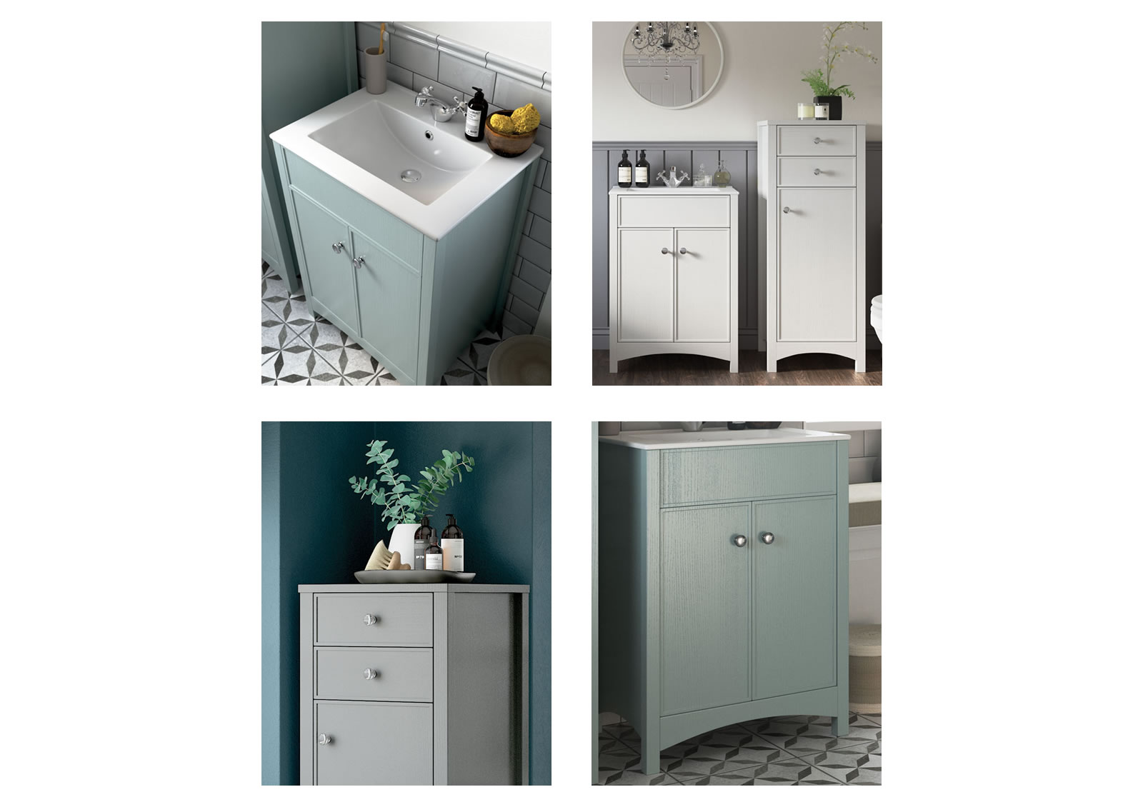 Mya Fitted Bathrooms Lucia Grey Ash Detail Photograph